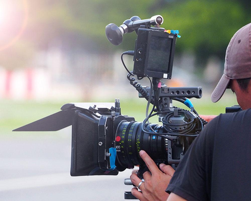 کارگاه فیلمبرداری