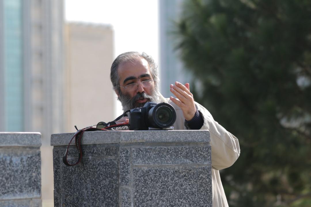 مجید ناگهی . عکاسی مقدماتی